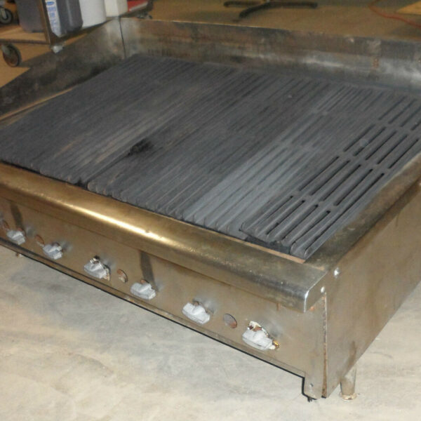 HEAVY DUTY COMMERCIAL COUNTER TOP 36